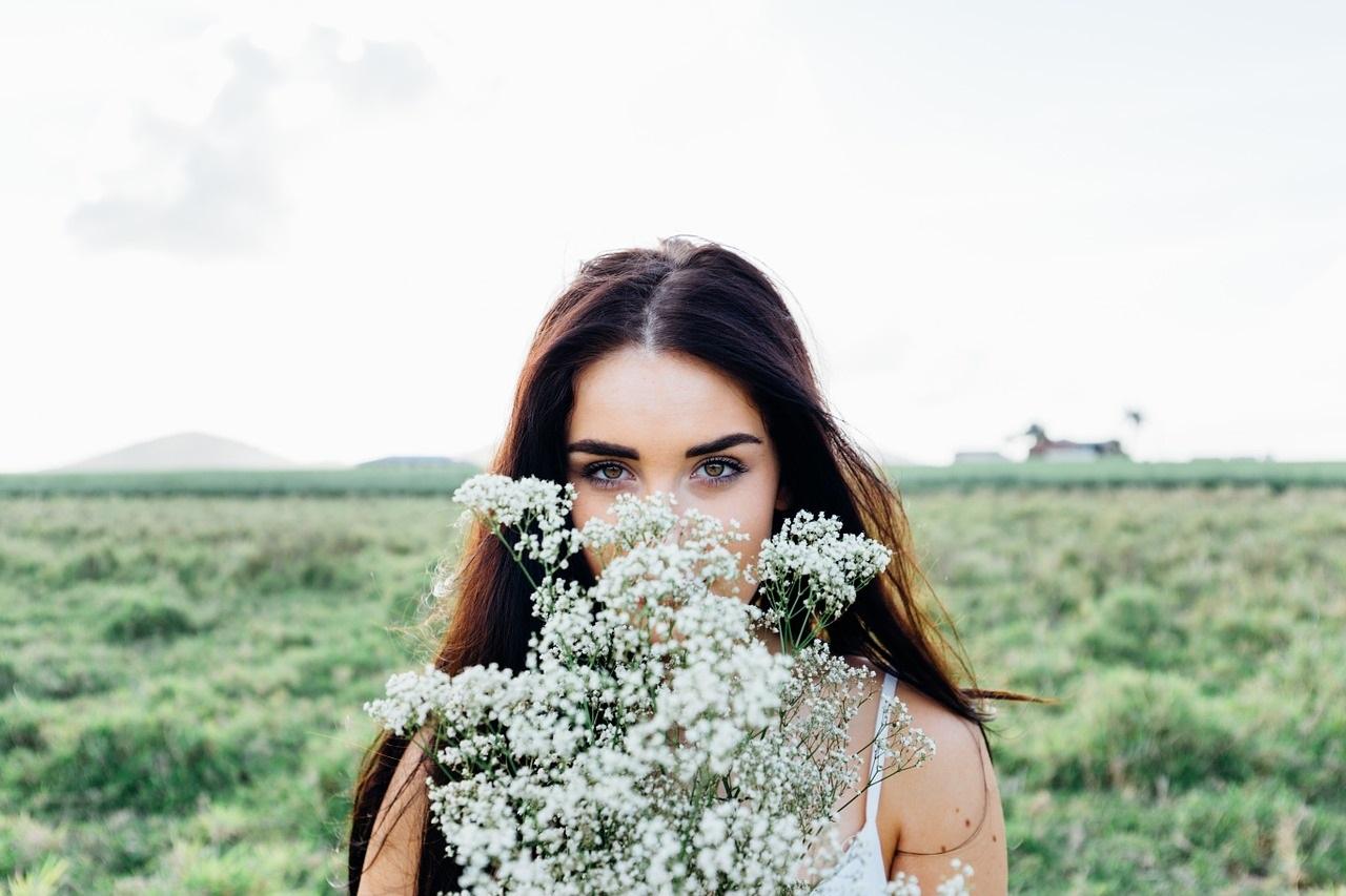 Wie und warum Blumen dich glücklich machen