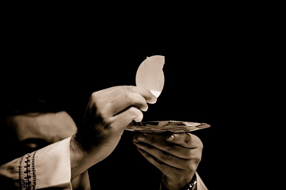 Einführung in die Feier der Heiligen Kommunion